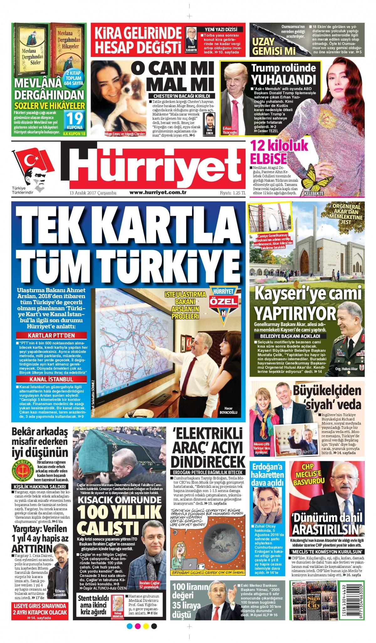 Gazeteler hangi manşetleri attı! 3