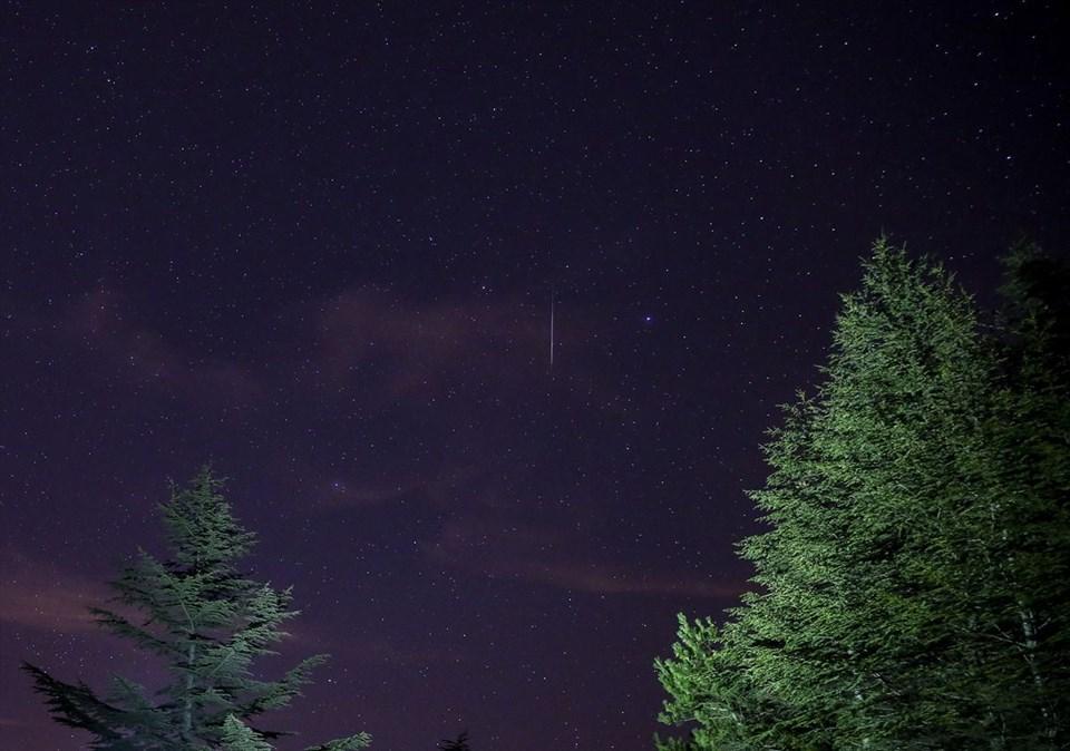 Geminid meteor yağmuru büyüledi 13