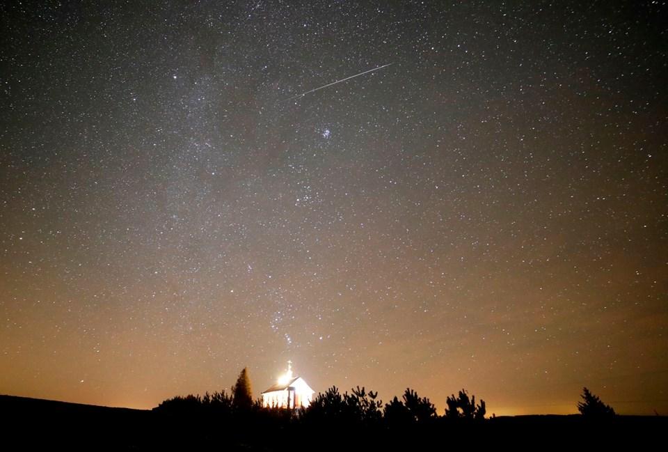 Geminid meteor yağmuru büyüledi 6