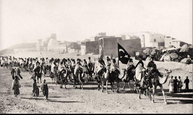 Fahreddin Paşa'nın objektifinden Medine 11