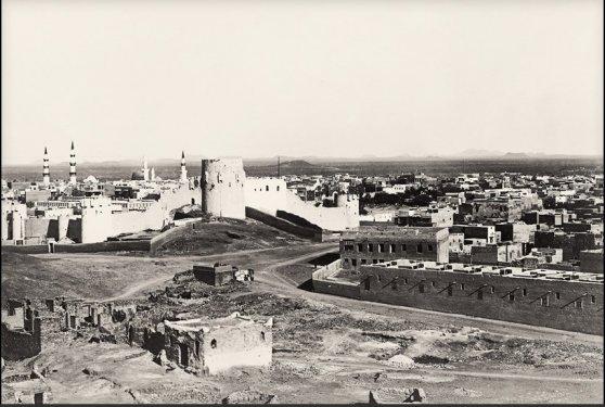 Fahreddin Paşa'nın objektifinden Medine 7