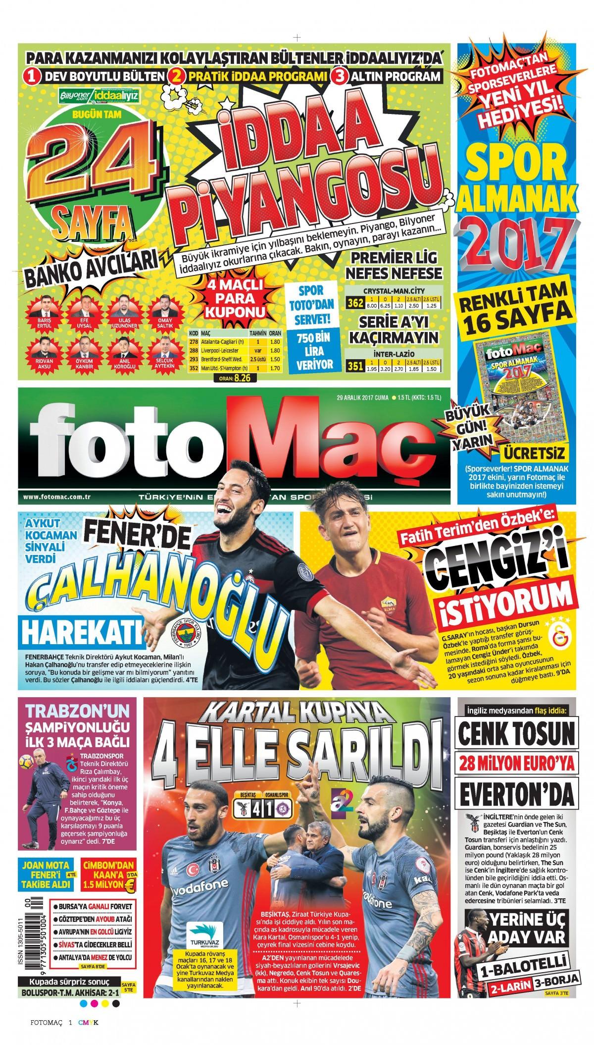 Günün gazete manşetleri! 12