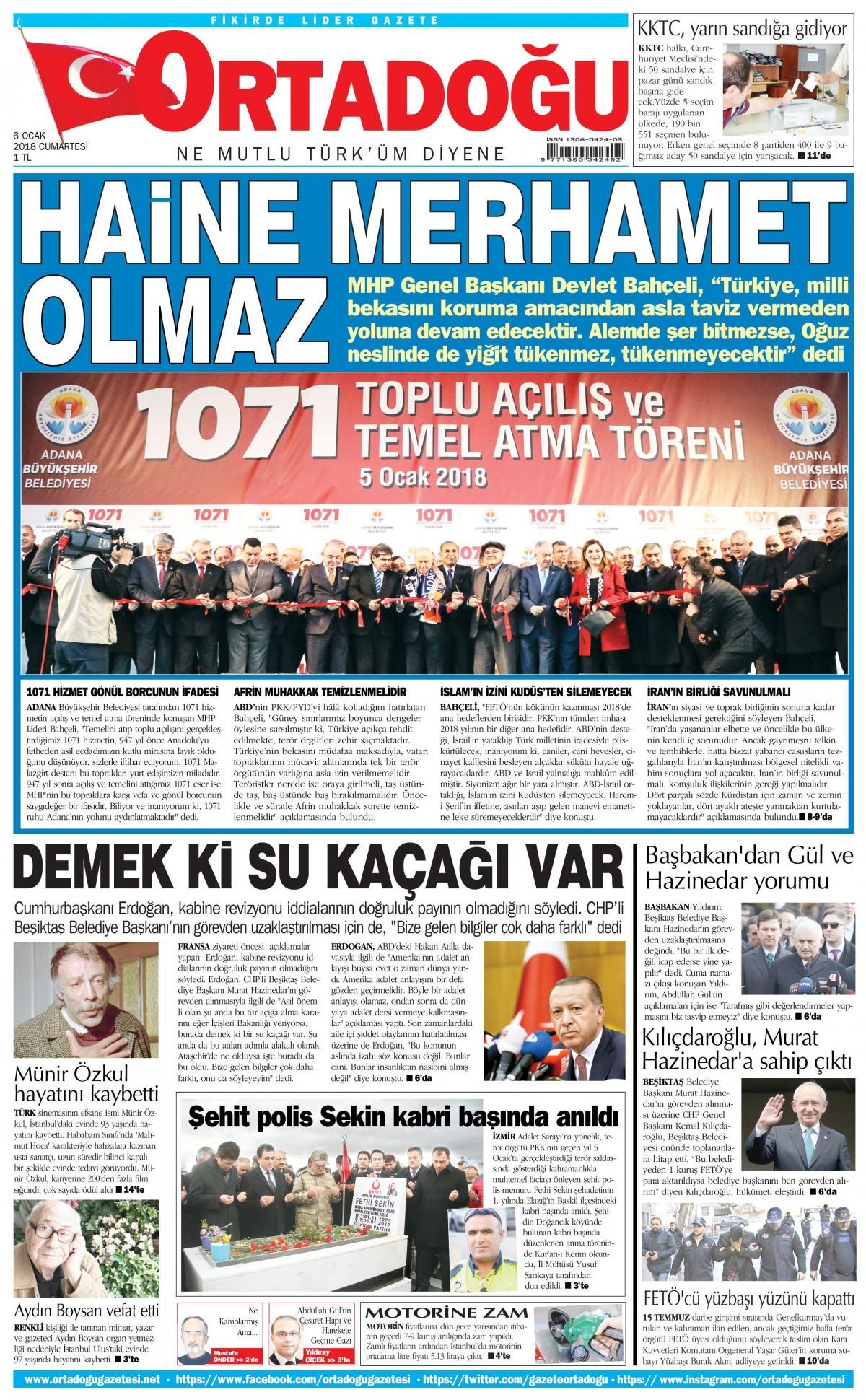 Günün gazete manşetleri! 13