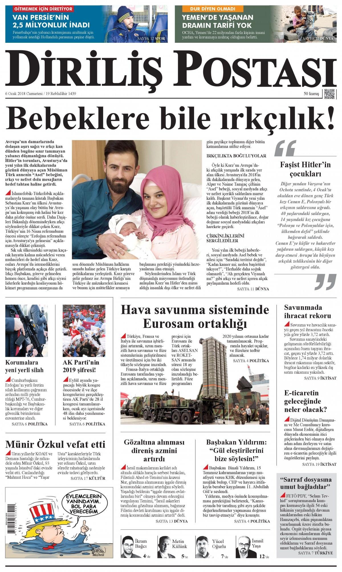 Günün gazete manşetleri! 16