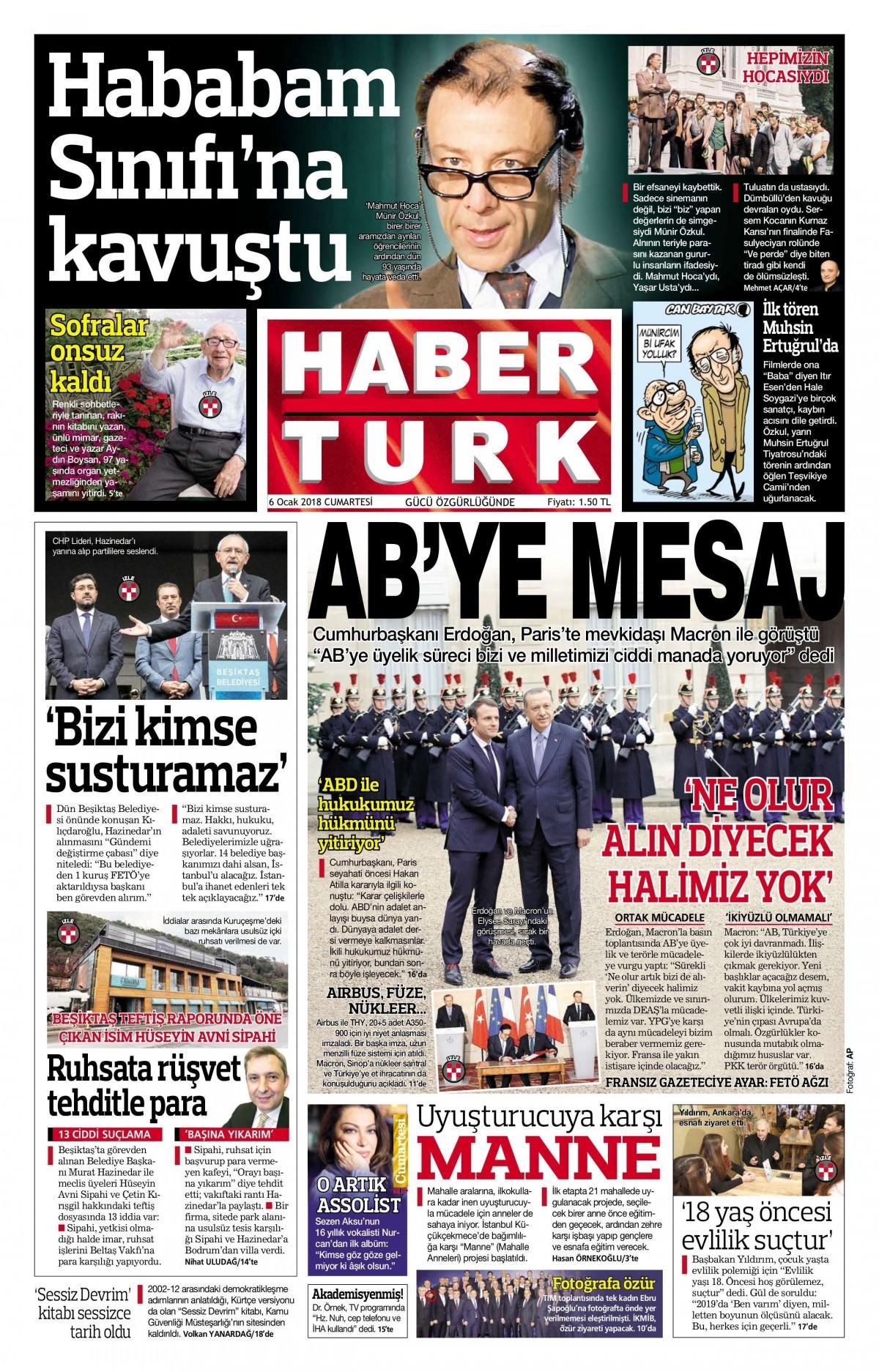 Günün gazete manşetleri! 9