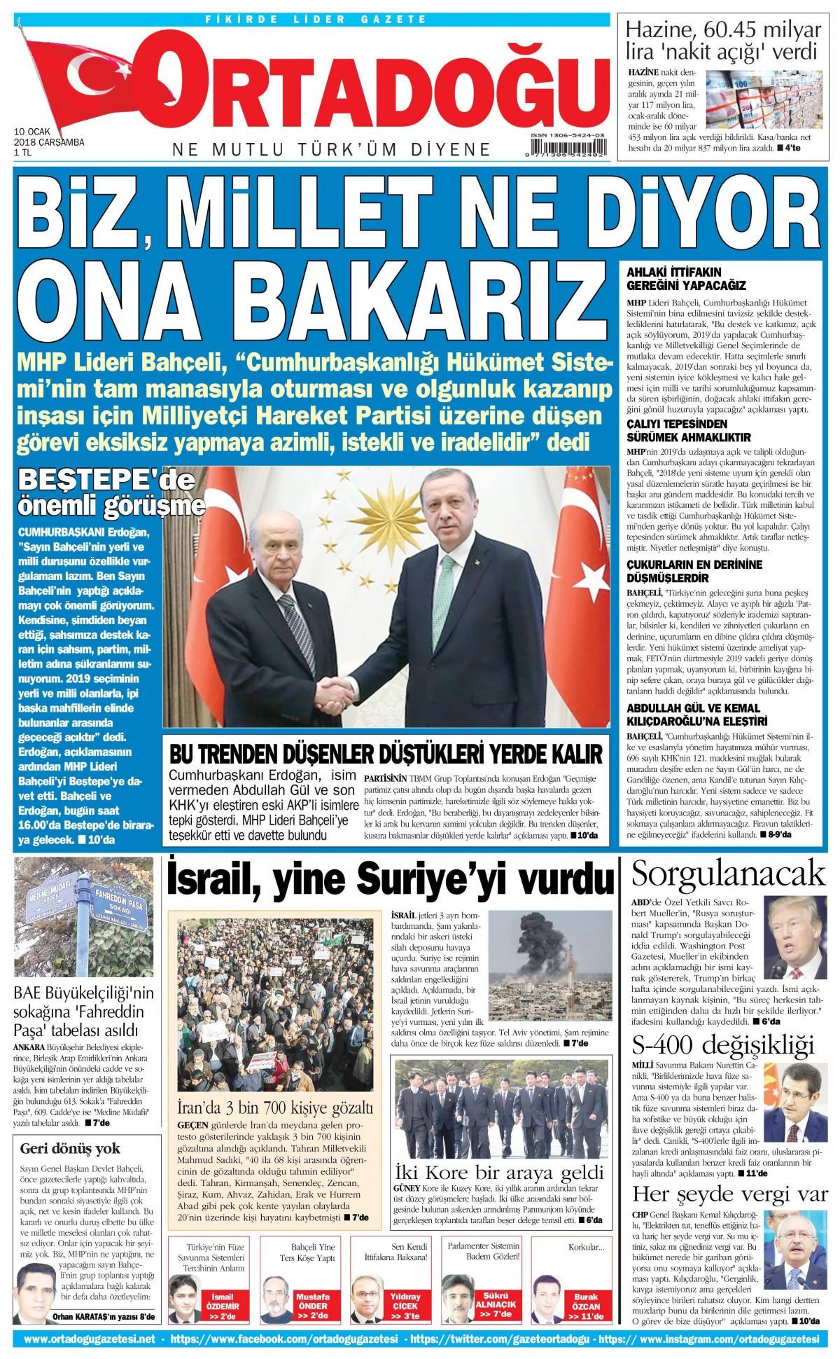 Günün gazete manşetleri! 14