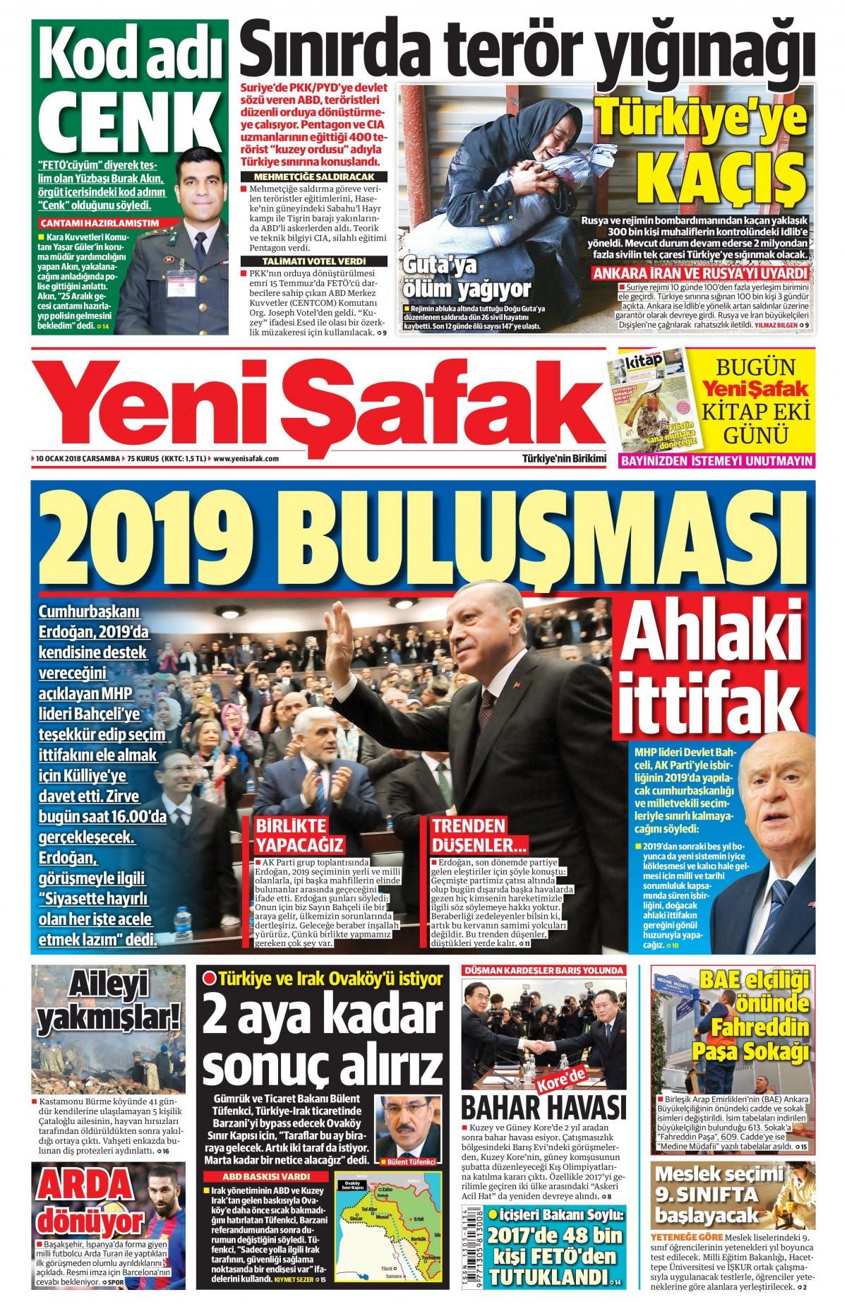 Günün gazete manşetleri! 2