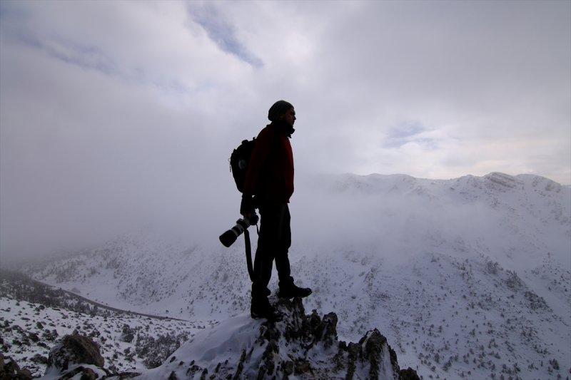 Muhteşem güzellikteki Giden Gelmez Dağları 1