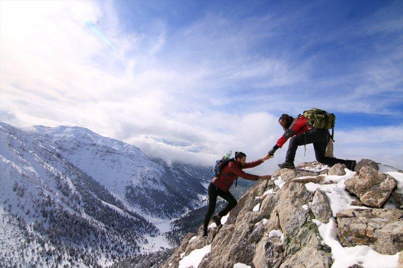 Muhteşem güzellikteki Giden Gelmez Dağları 2