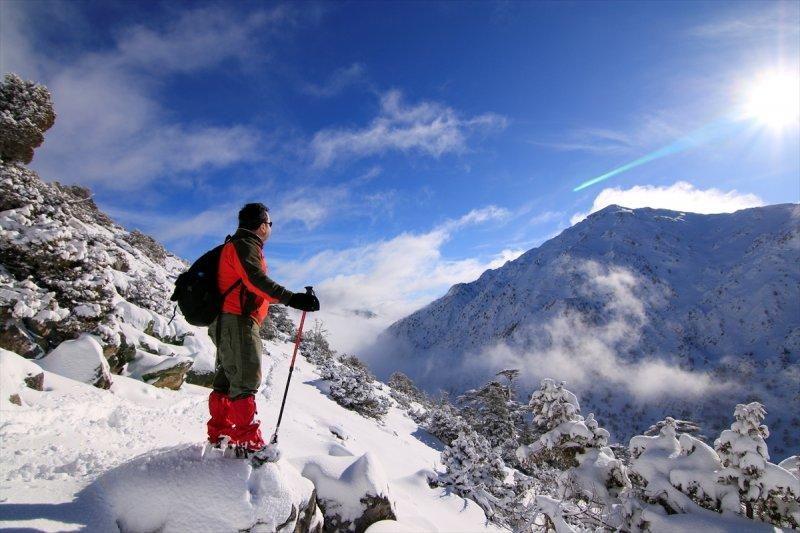 Muhteşem güzellikteki Giden Gelmez Dağları 3