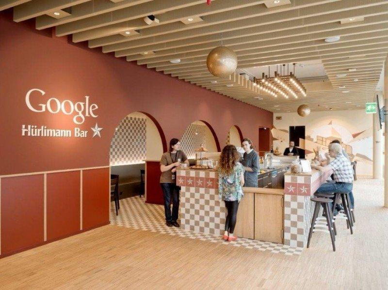Google'ın en şanslı çalışanları 11