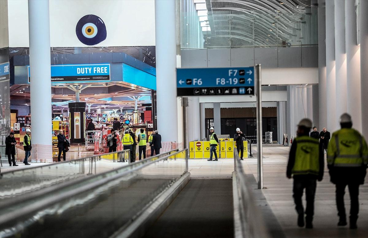 3. Havalimanının yüzde 80'i tamamlandı 17