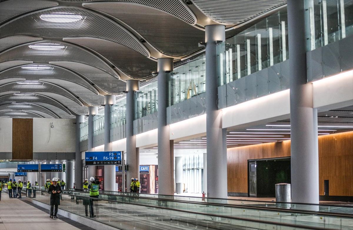 3. Havalimanının yüzde 80'i tamamlandı 20