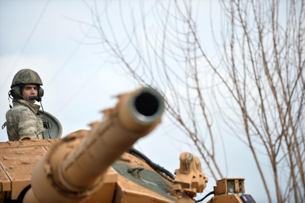 Takviye birlikler Suriye'ye gitti 10