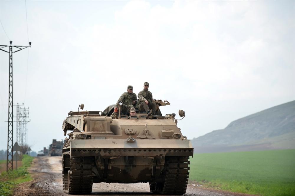 Takviye birlikler Suriye'ye gitti 3