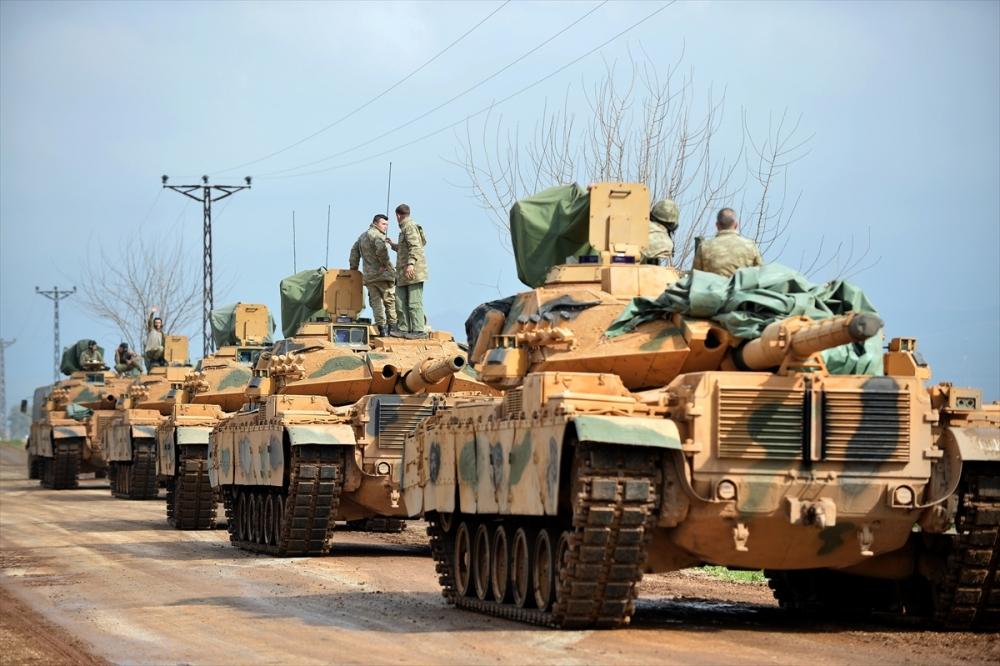 Takviye birlikler Suriye'ye gitti 4