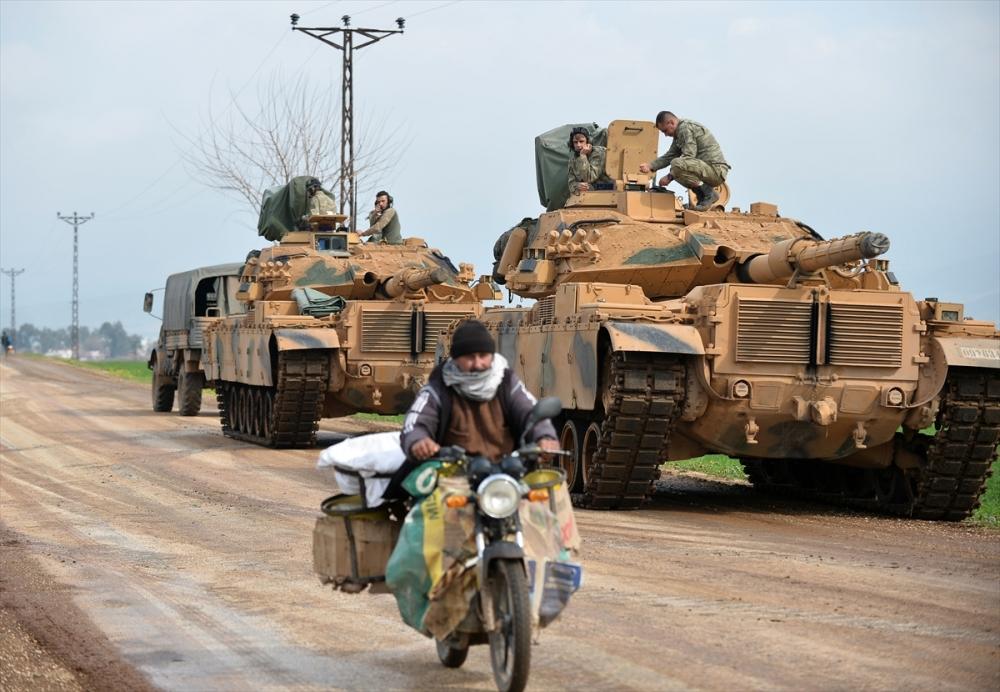 Takviye birlikler Suriye'ye gitti 6