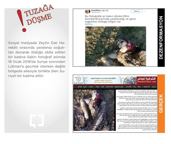 İşte Afrin yalanları ve gerçekler 18