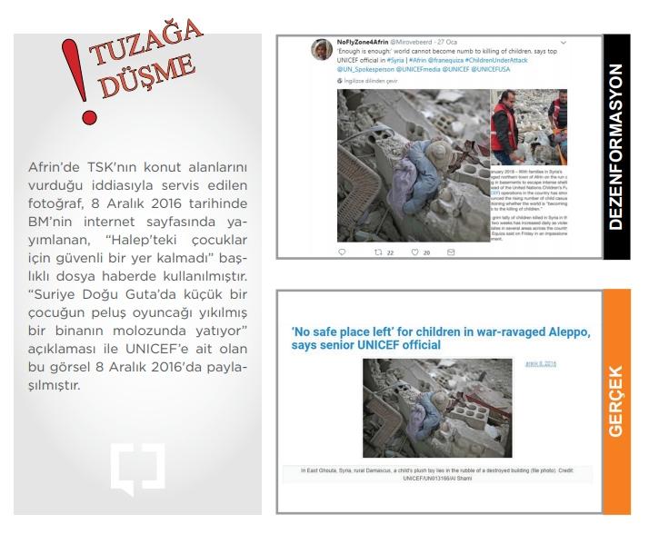 İşte Afrin yalanları ve gerçekler 24