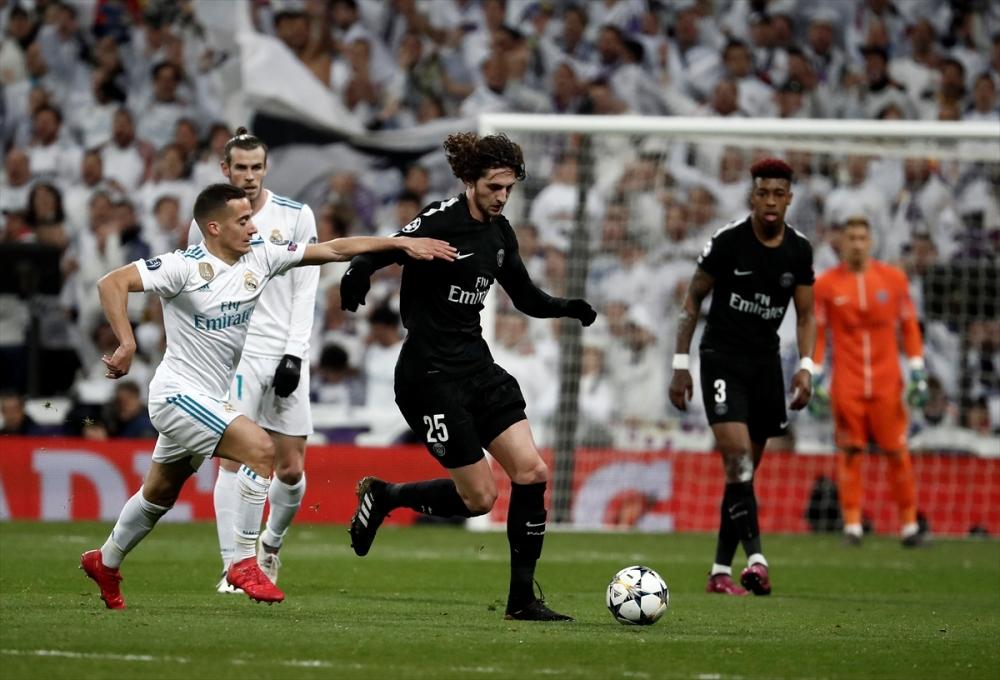 Real Madrid-PSG maçından kareler 21