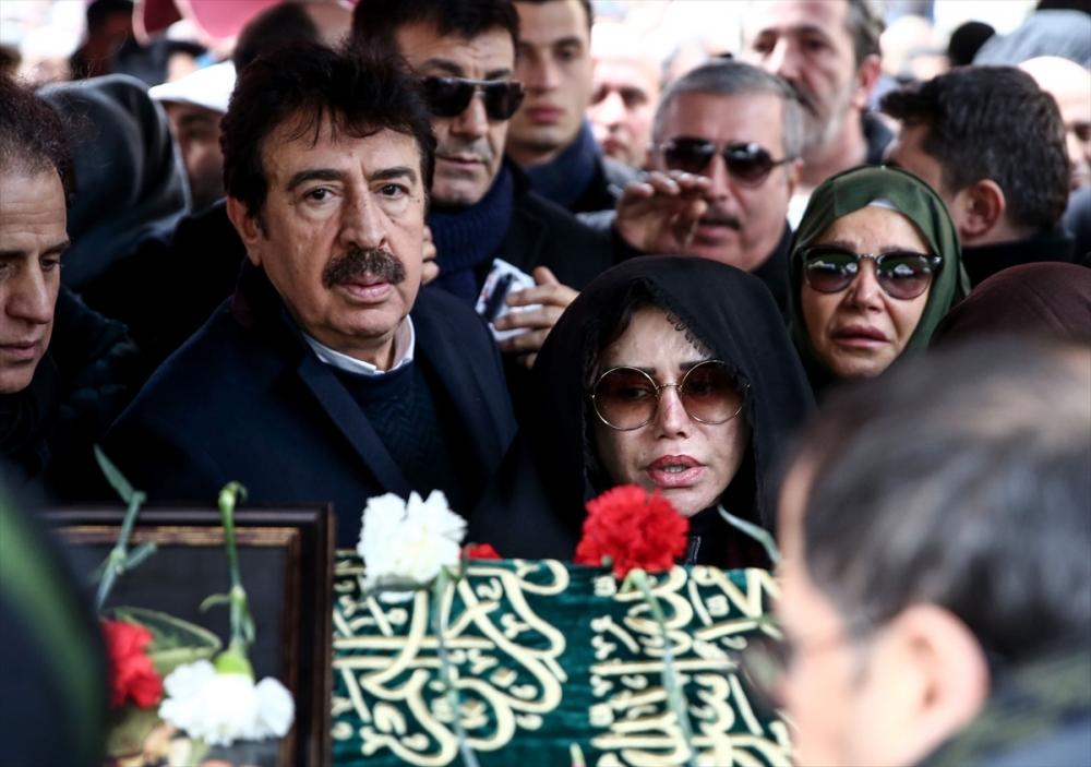 Nuray Hafiftaş son yolculuğuna uğurlandı 9