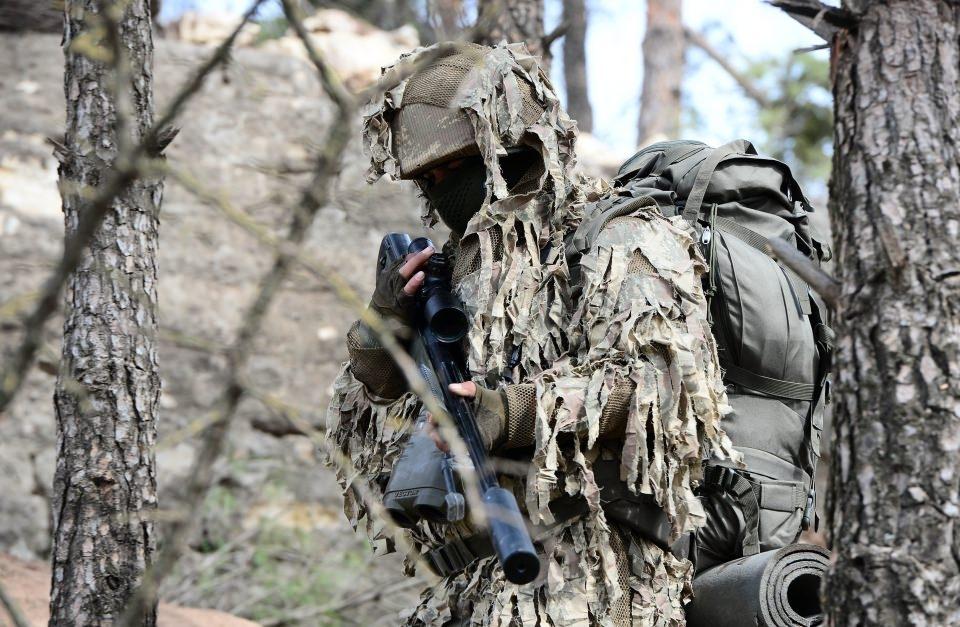 Afrin'in gizli kahramanları 'Keskin nişancılar' 2