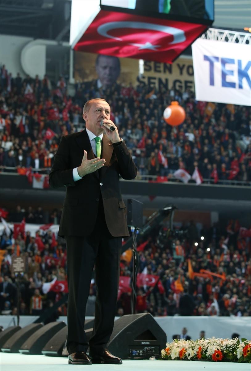 AK Parti Ankara 6.Olağan İl Kongresi 10