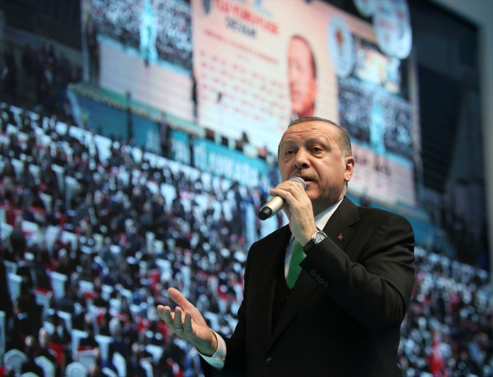 AK Parti Ankara 6.Olağan İl Kongresi 11