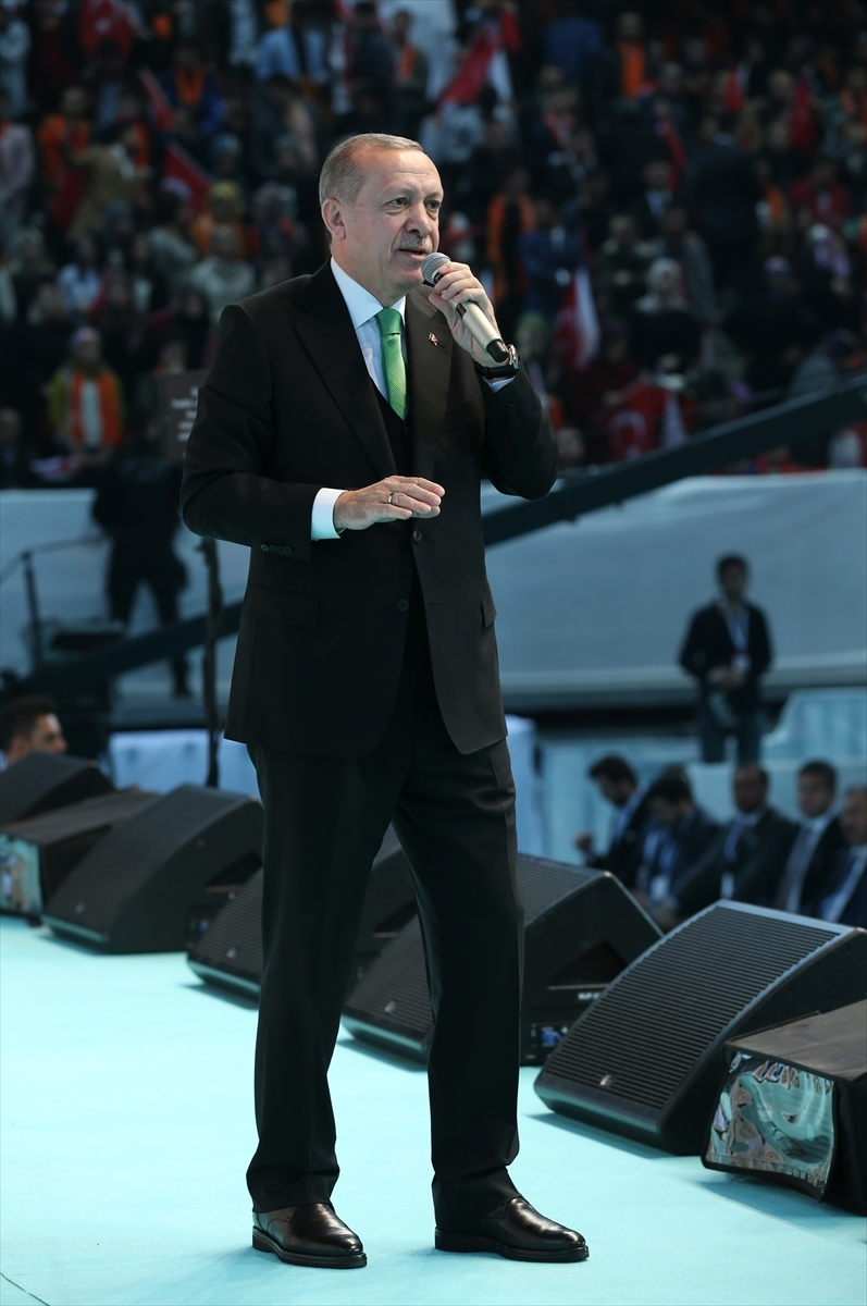 AK Parti Ankara 6.Olağan İl Kongresi 13