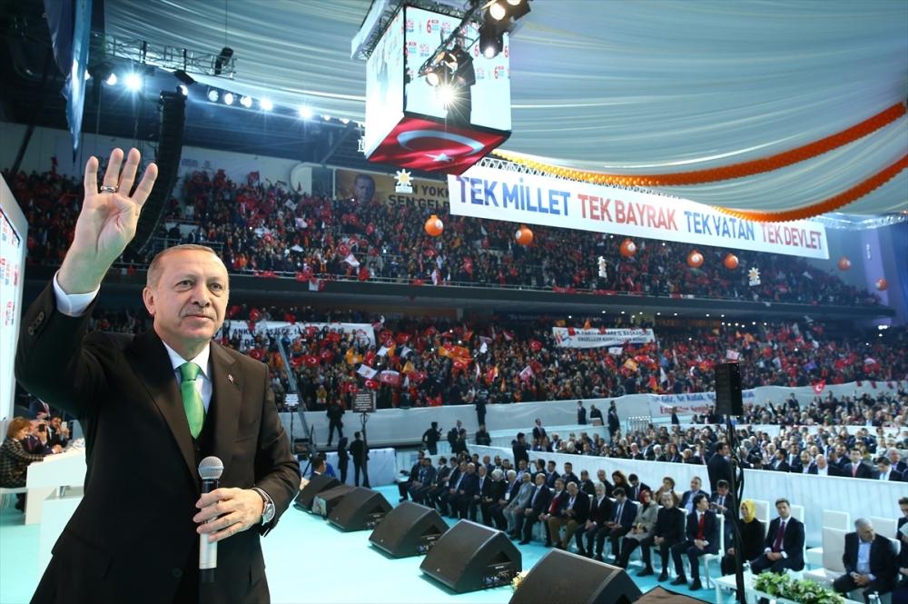 AK Parti Ankara 6.Olağan İl Kongresi 17