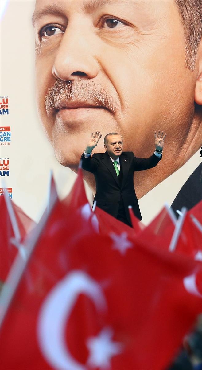 AK Parti Ankara 6.Olağan İl Kongresi 19