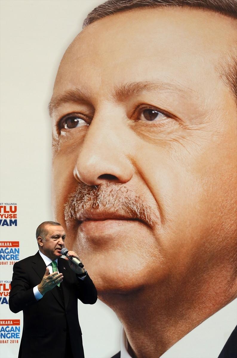 AK Parti Ankara 6.Olağan İl Kongresi 23