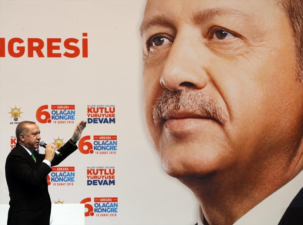 AK Parti Ankara 6.Olağan İl Kongresi 24