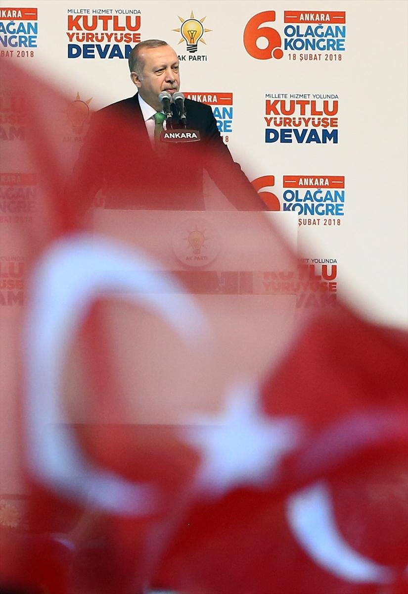 AK Parti Ankara 6.Olağan İl Kongresi 27
