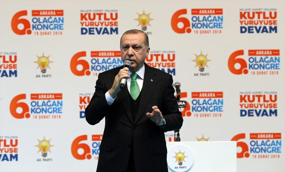 AK Parti Ankara 6.Olağan İl Kongresi 28