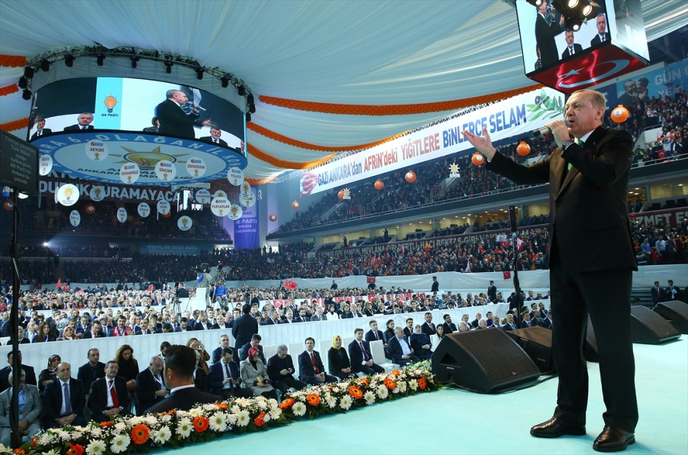 AK Parti Ankara 6.Olağan İl Kongresi 4