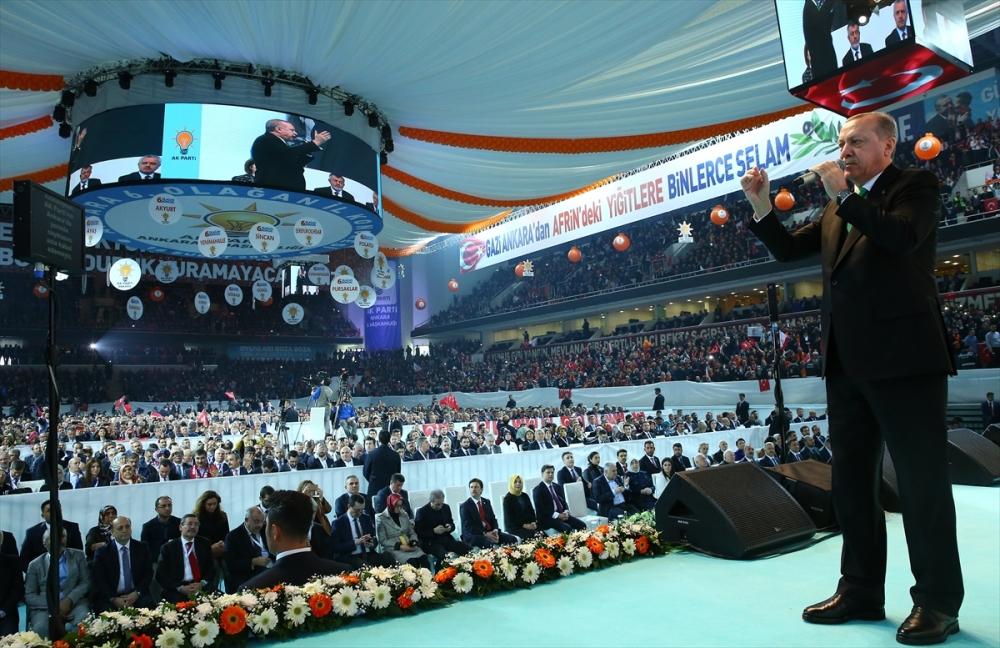 AK Parti Ankara 6.Olağan İl Kongresi 5