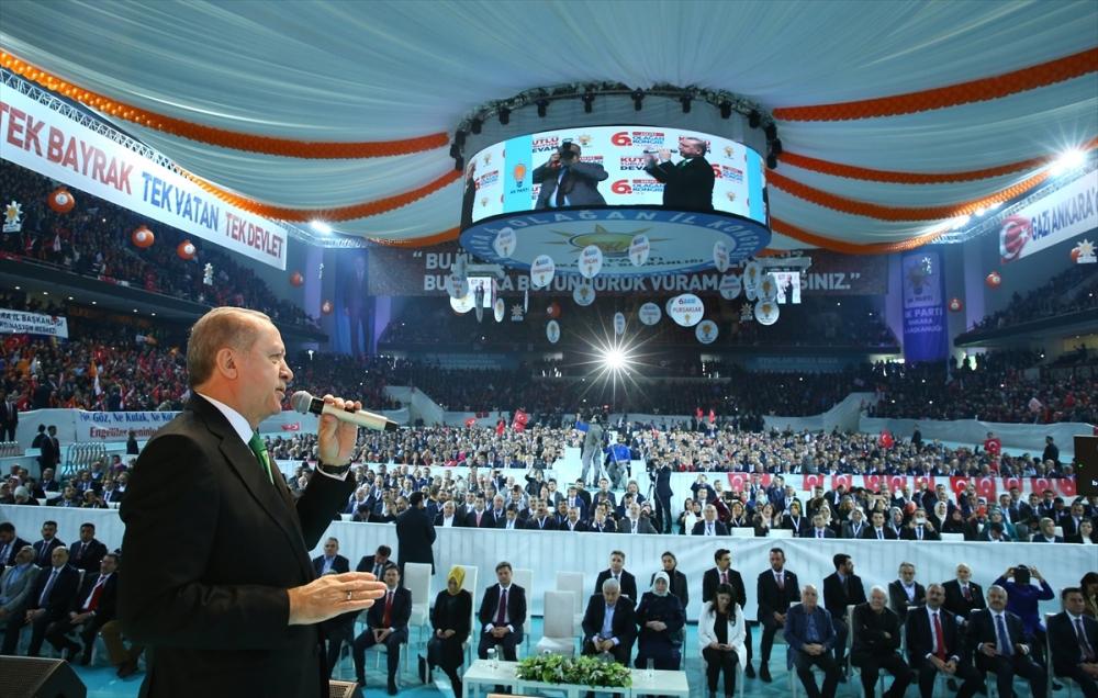 AK Parti Ankara 6.Olağan İl Kongresi 7