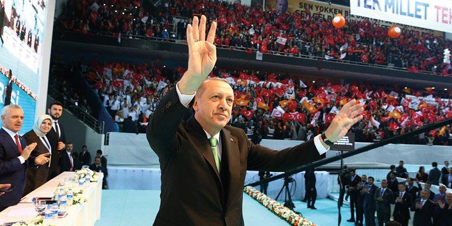 AK Parti Ankara 6.Olağan İl Kongresi