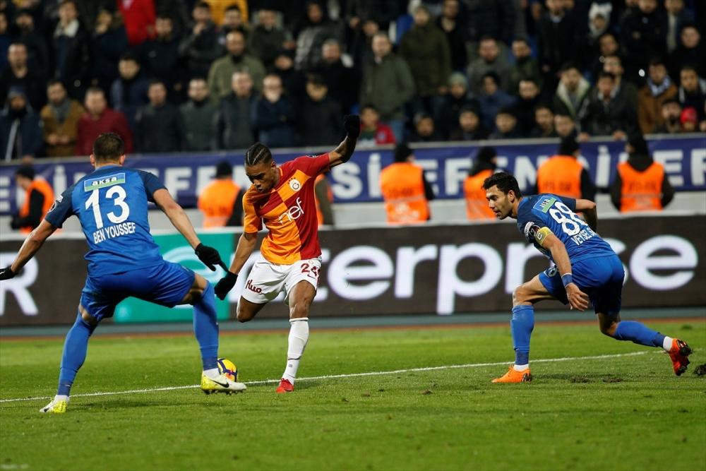 Kasımpaşa Galatasaray maçından kareler 1
