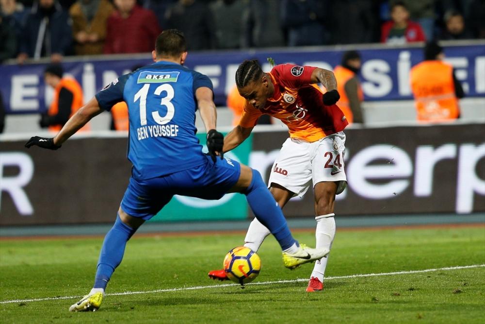 Kasımpaşa Galatasaray maçından kareler 2