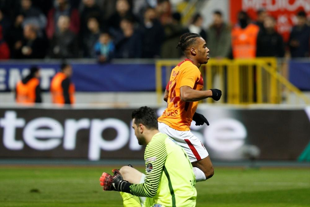 Kasımpaşa Galatasaray maçından kareler 6