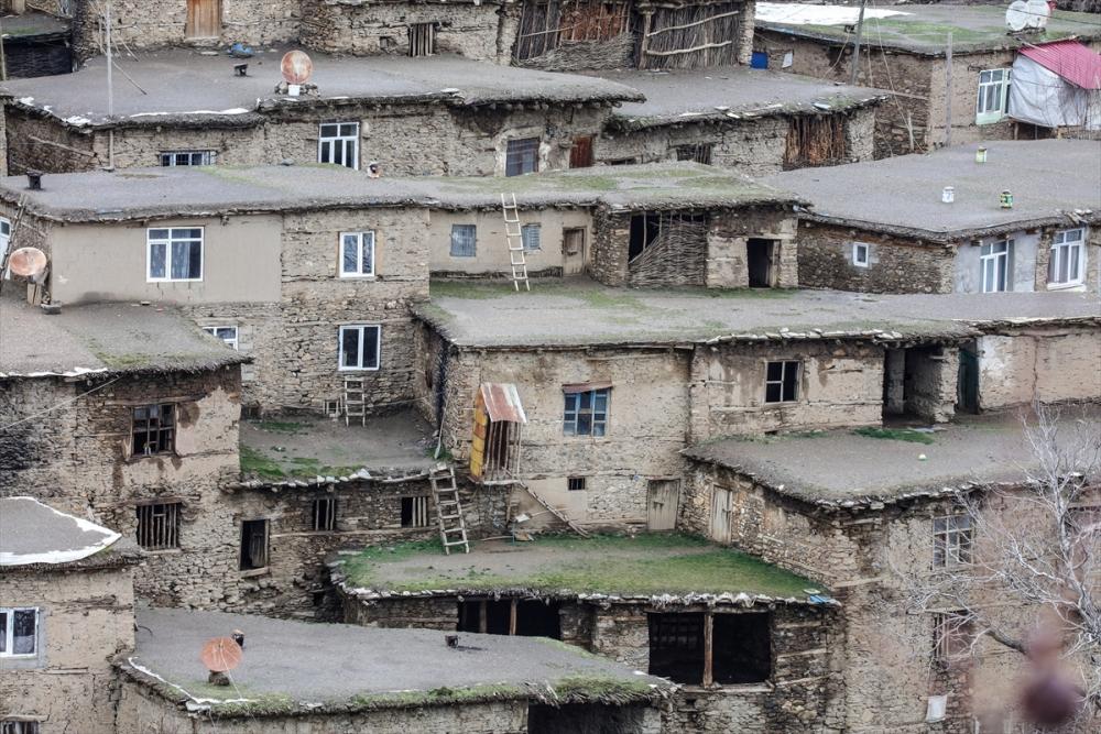 Hizan'ın taş evleri 13