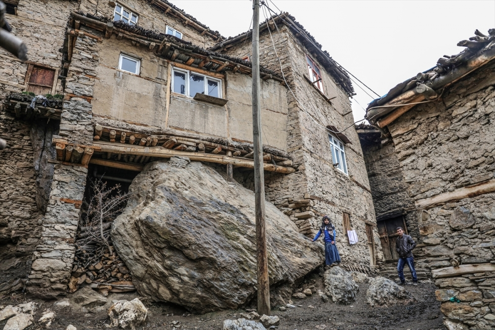 Hizan'ın taş evleri 15