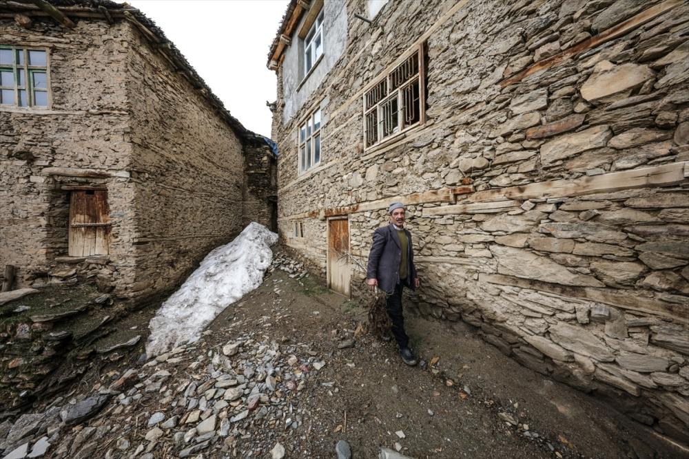 Hizan'ın taş evleri 20
