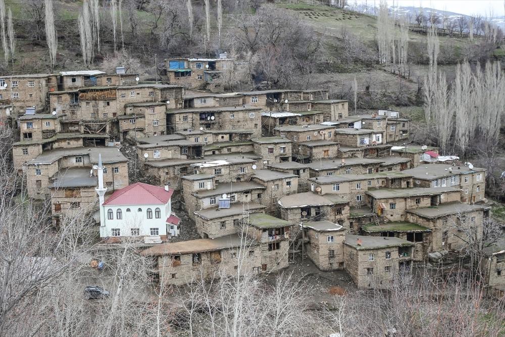 Hizan'ın taş evleri 22