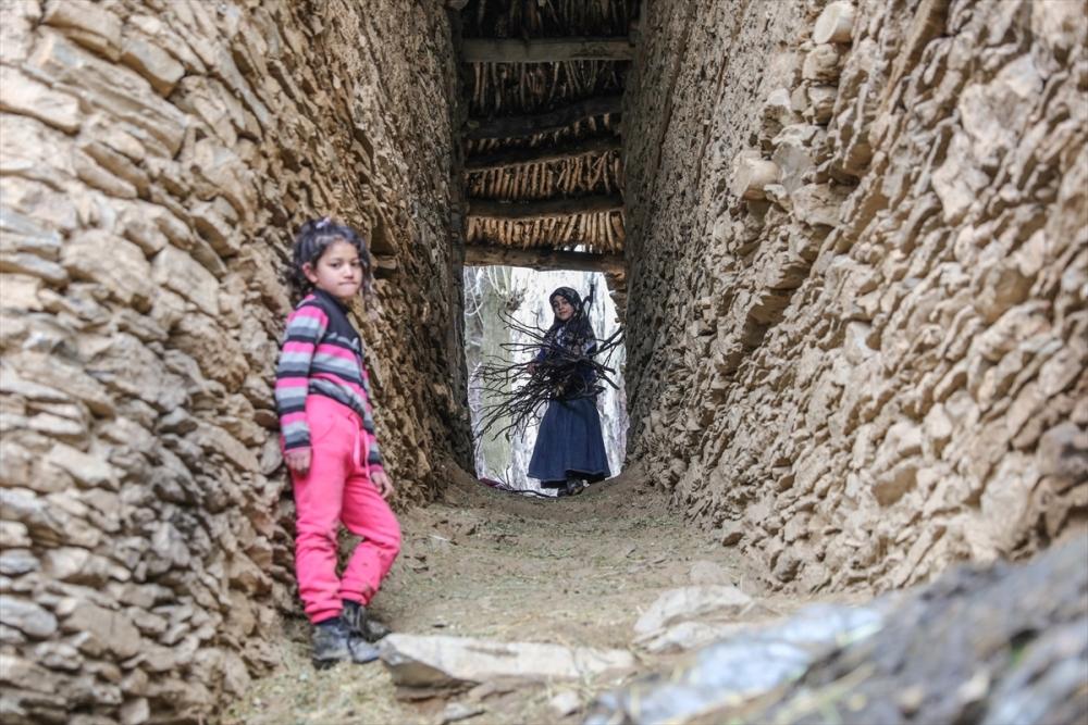 Hizan'ın taş evleri 3