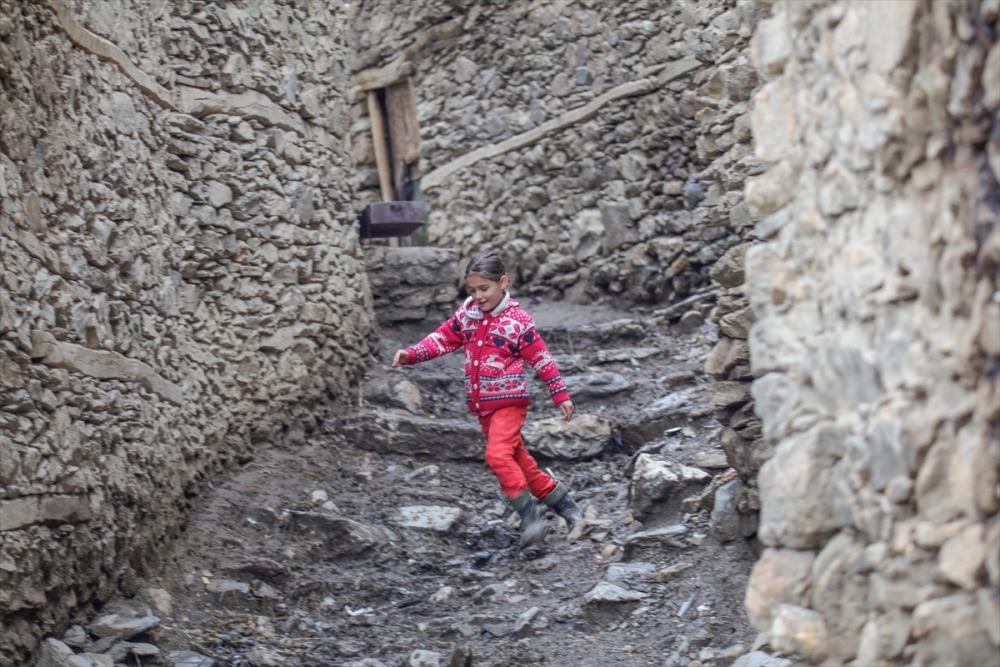 Hizan'ın taş evleri 4