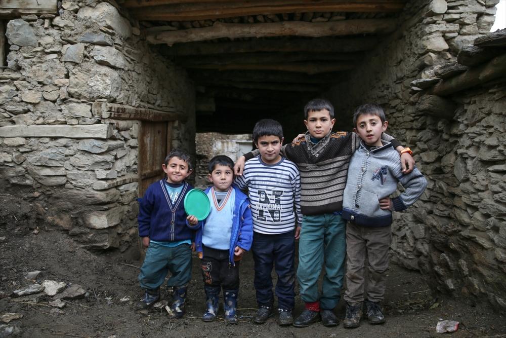 Hizan'ın taş evleri 6