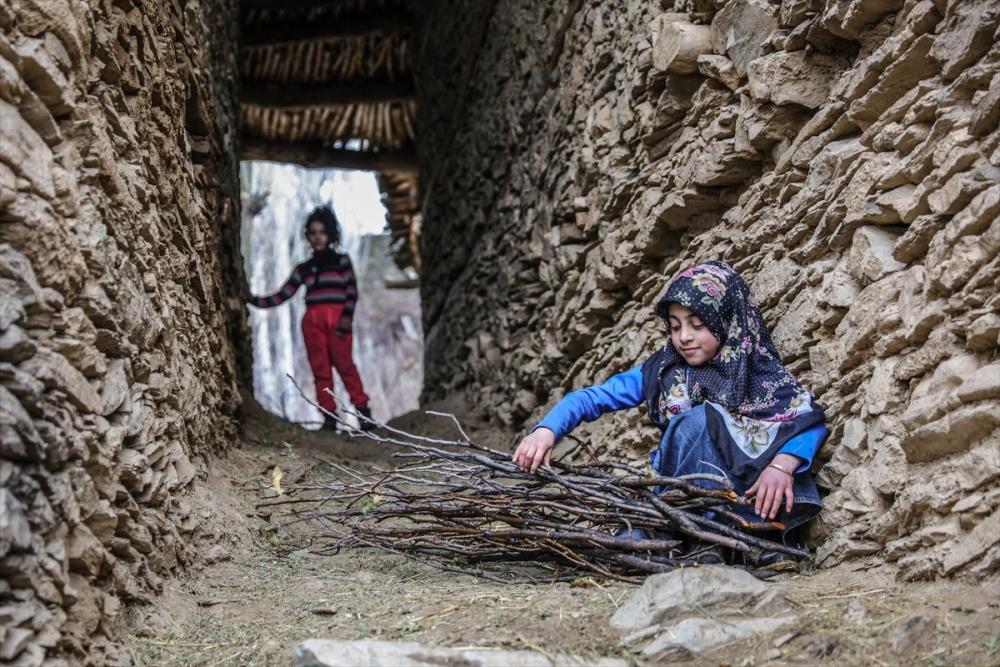Hizan'ın taş evleri 7
